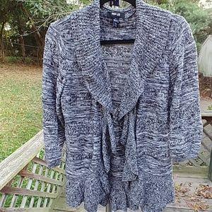 Style & Co. Ruffle sweater